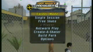 Tony Hawk's Pro Skater 4 Video Screenshot 2