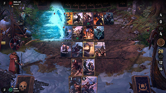 GWENT: The Witcher Card Game screenshot
