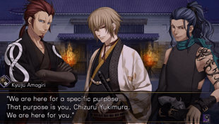 Hakuoki: Kyoto Winds Screenshot 5