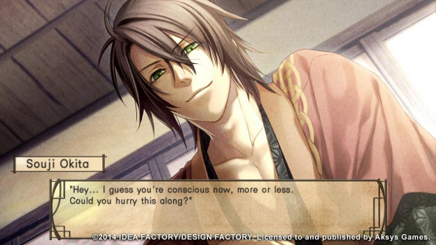 Hakuoki: Stories of the Shinsengumi Screenshot 7