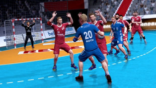 Handball 17 Screenshot 2