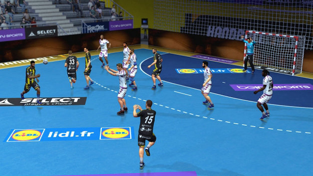 Handball 17 Screenshot 4