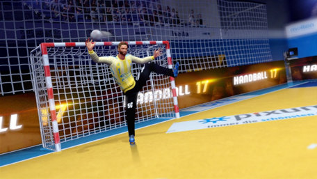 Handball 17 Trailer Screenshot