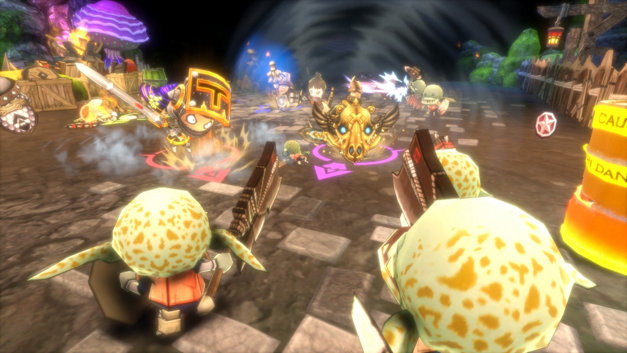 Happy Dungeons Screenshot 4