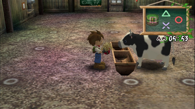 Harvest Moon®: A Wonderful Life Special Edition Screenshot 1