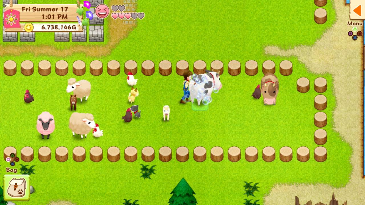 harvest moon games free download