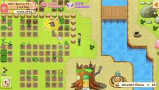 Harvest Moon®: Light of Hope Screenshot 3