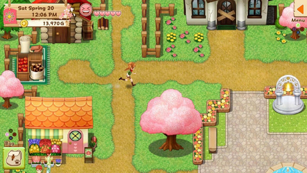 Harvest Moon®: Light of Hope Screenshot 4