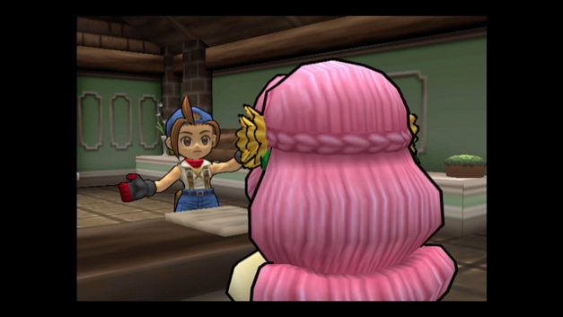 Harvest Moon®: Save the Homeland Screenshot 4