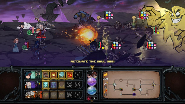 Has-Been Heroes Screenshot 4