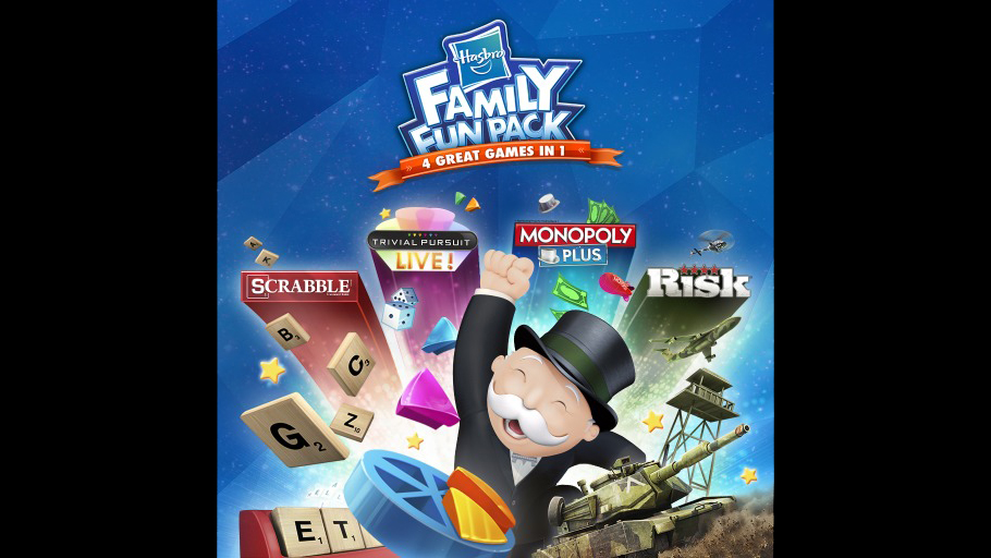 Hasbro Family Fun Pack Game | PS4 - PlayStation