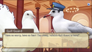 Hatoful Boyfriend: Holiday Star Screenshot 2