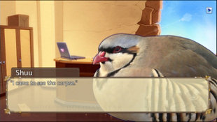 Hatoful Boyfriend: Holiday Star Screenshot 3