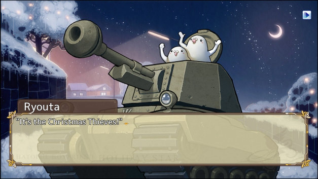 Hatoful Boyfriend: Holiday Star Screenshot 4