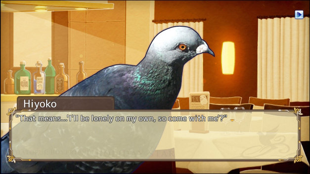 Hatoful Boyfriend: Holiday Star Screenshot 7