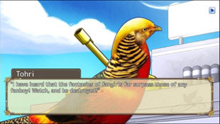 Hatoful Boyfriend: Holiday Star Screenshot 8