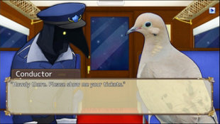 Hatoful Boyfriend: Holiday Star Screenshot 9