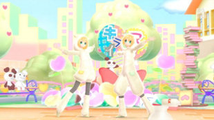 Hatsune Miku Project DIVA F 2nd Screenshot 2