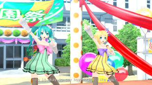 Hatsune Miku Project DIVA F 2nd Screenshot 11