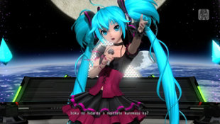 Hatsune Miku: Project DIVA Future Tone Screenshot 3