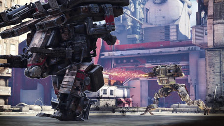 HAWKEN Trailer Screenshot