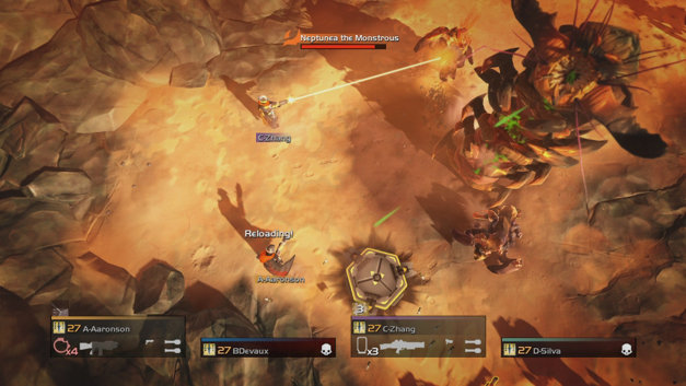 HELLDIVERS™ Screenshot 1