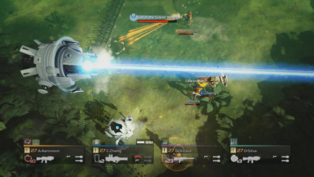 Helldivers Screenshot 4