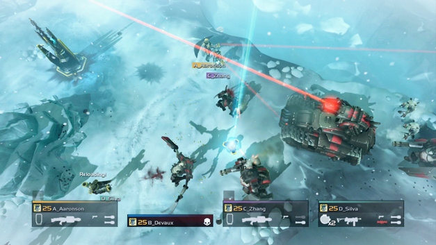 Helldivers Screenshot 1