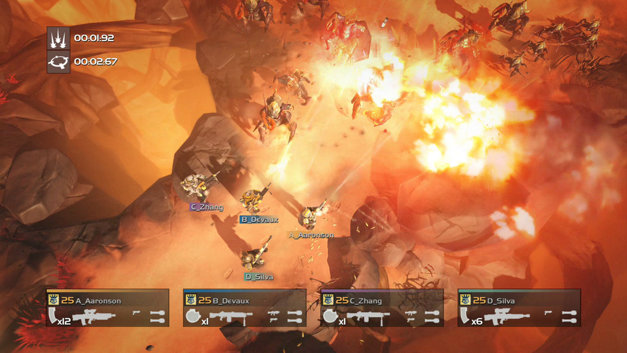 HELLDIVERS™ Screenshot 10