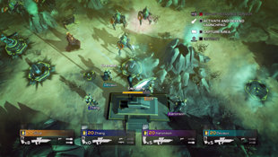 HELLDIVERS  Screenshot 6