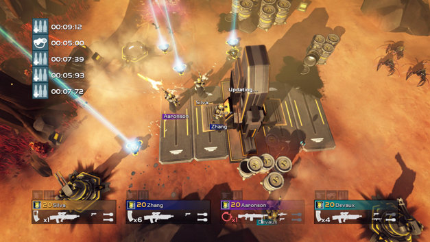HELLDIVERS  Screenshot 7