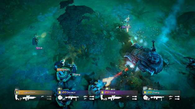 HELLDIVERS™ Screenshot 13