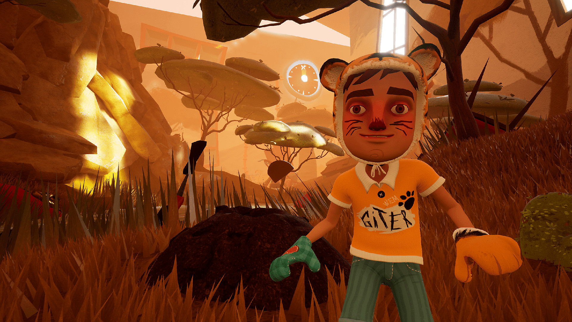 Hello Neighbor Hide and Seek Game | PS4 - PlayStation