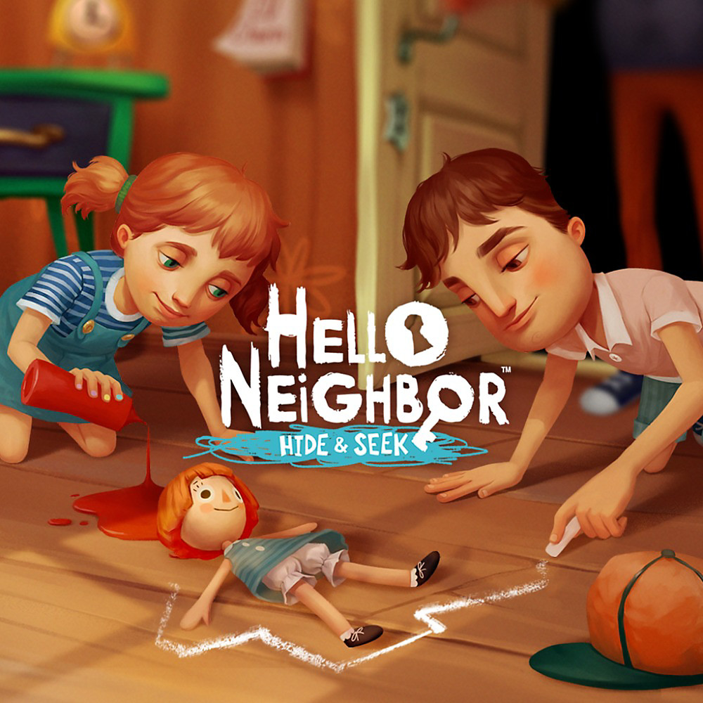 Hello Neighbor Hide And Seek Game Ps4 Playstation