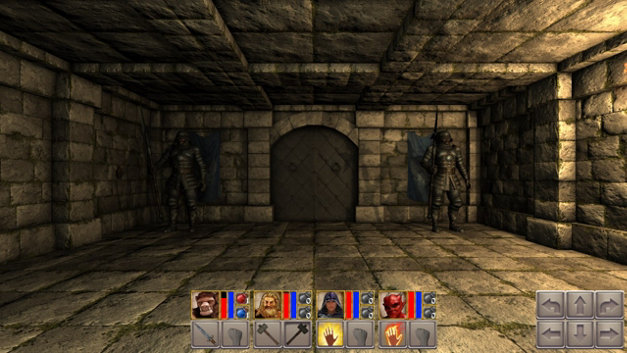 Heroes of the Monkey Tavern Screenshot 1