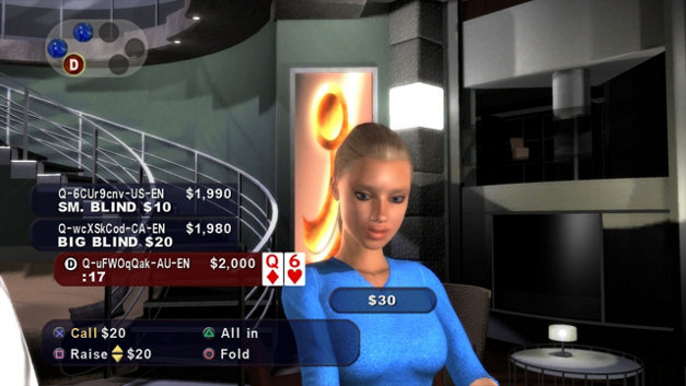 High Stakes on the Vegas Strip: Poker Edition Screenshot 1