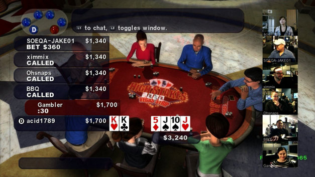 High Stakes on the Vegas Strip: Poker Edition Screenshot 10