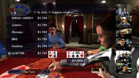 High Stakes on the Vegas Strip: Poker Edition Trailer Screenshot