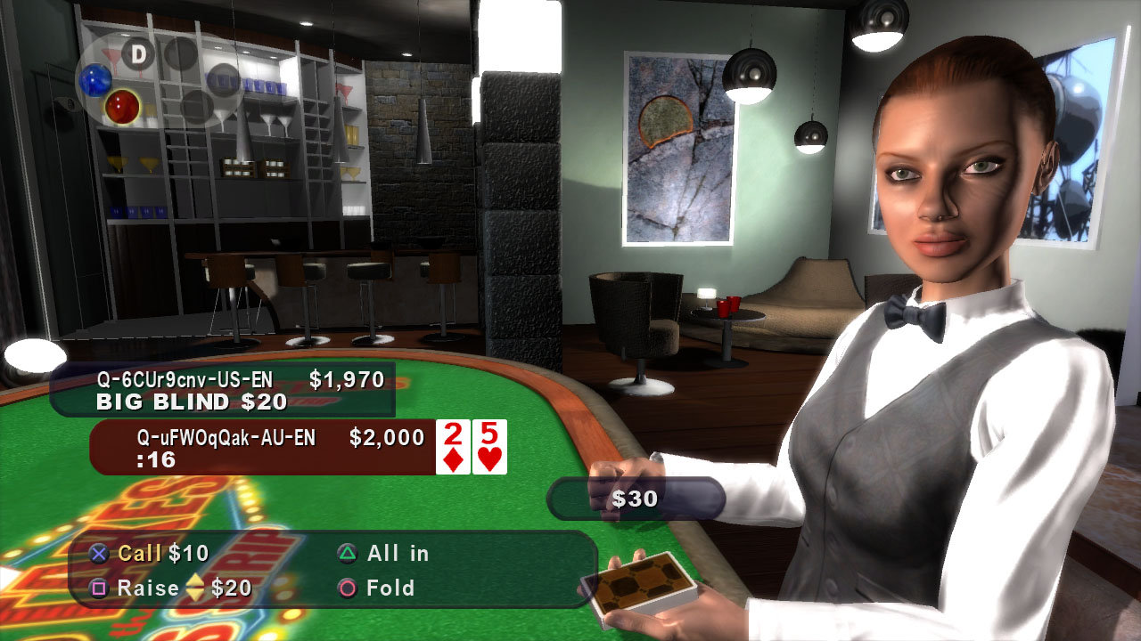 High Stakes on the Vegas Strip: Poker Edition Screenshot 2