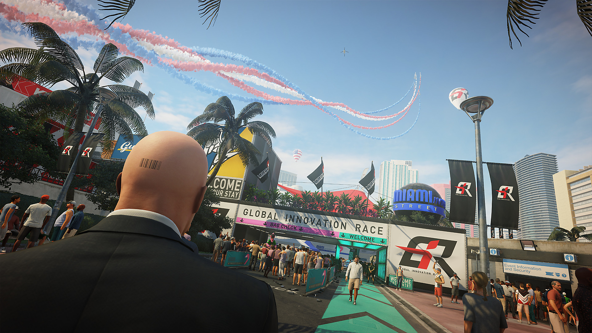Hitman 2 - Game Overview Screenshot