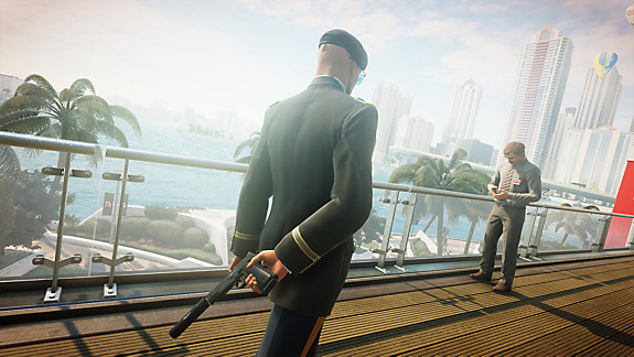 HITMAN 2 screenshot