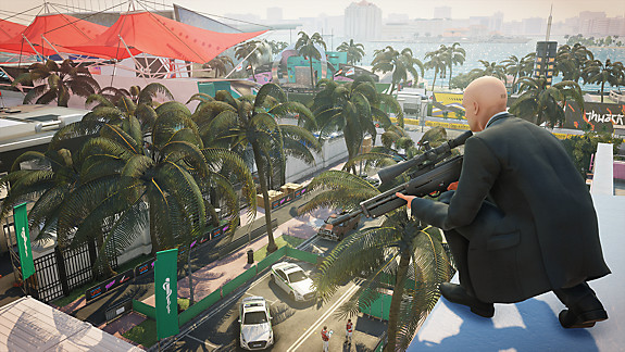 HITMAN 2 - Screenshot INDEX