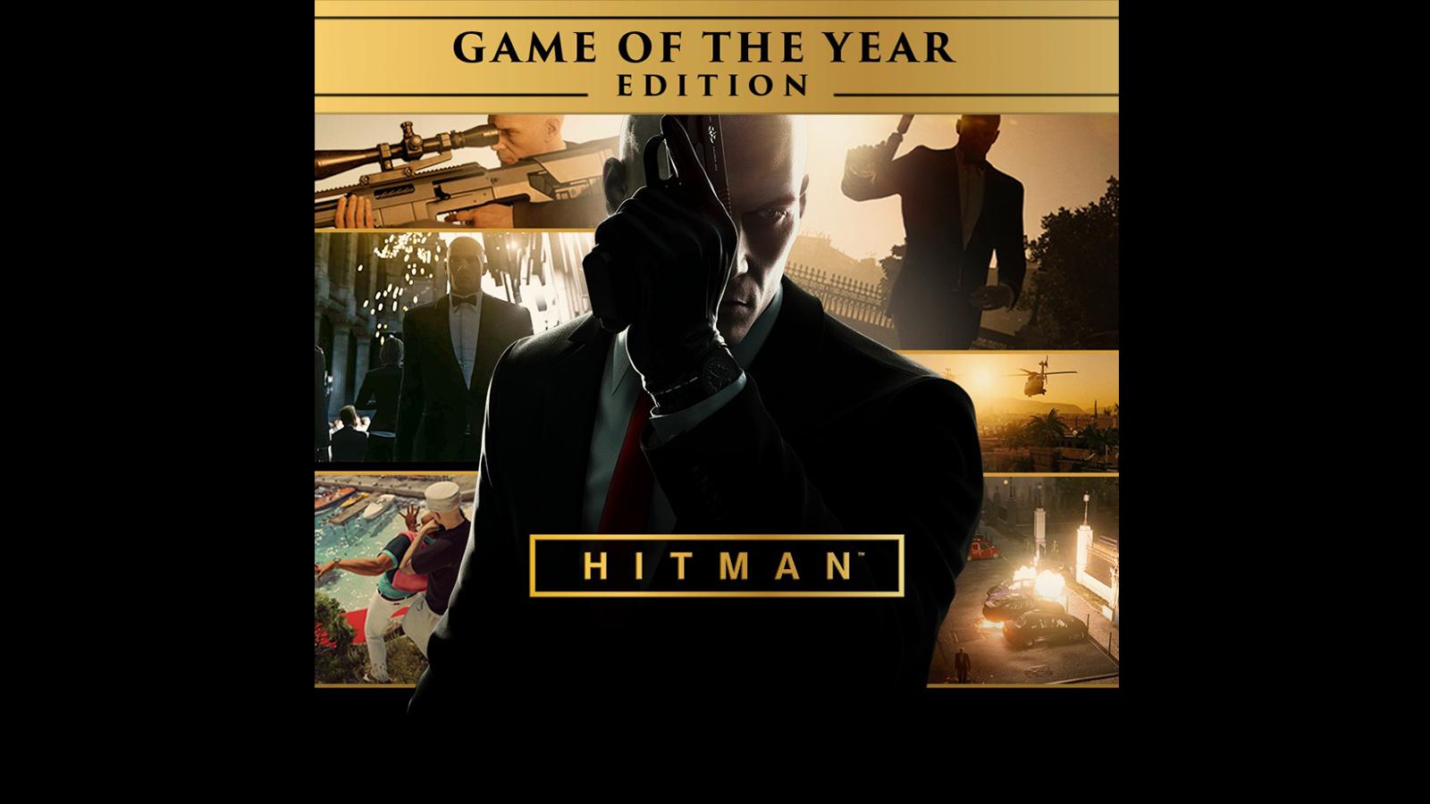 hitman game of the years ile ilgili görsel sonucu