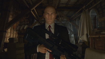 Hitman Game Detail