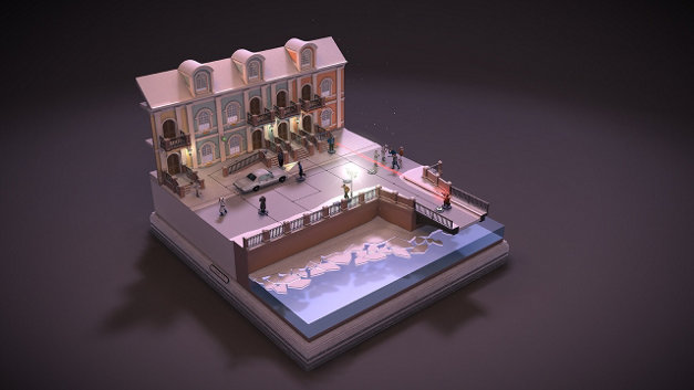 Hitman GO: Definitive Edition Screenshot 4