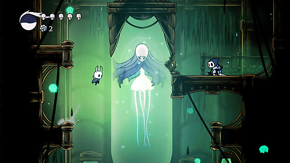 Hollow Knight: Voidheart Edition - Screenshot INDEX