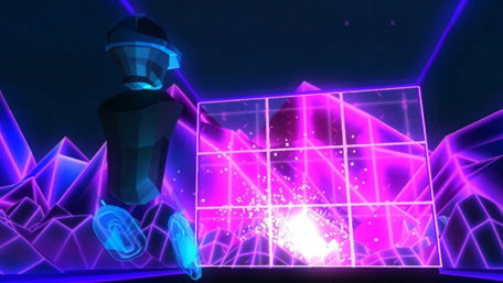 HoloBall Trailer Screenshot