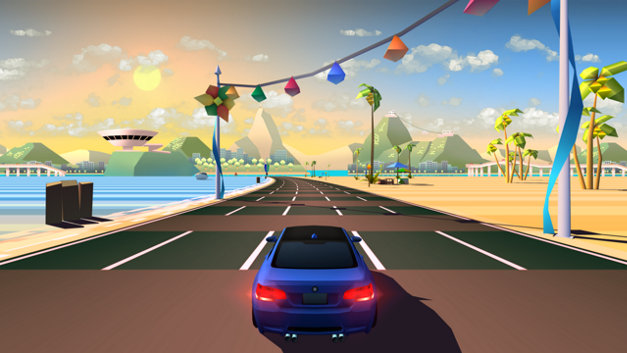 Horizon Chase Screenshot 4