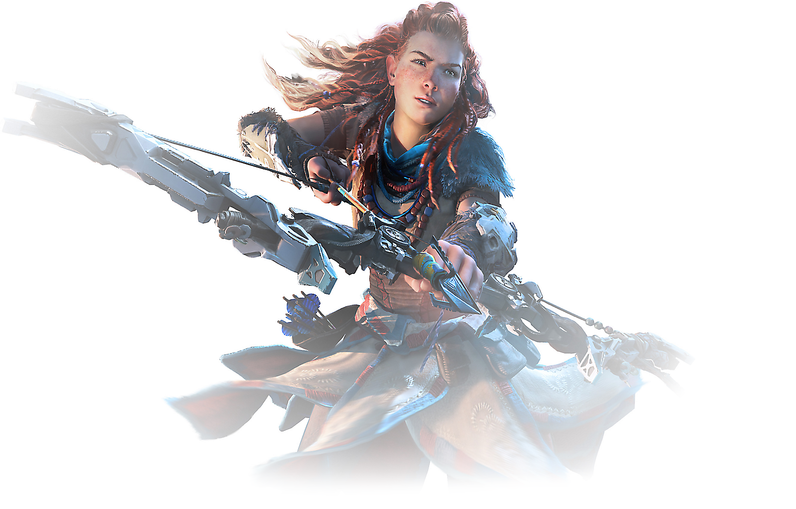 Aloy - Young Hunter