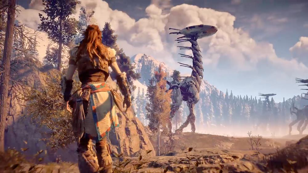 "סיקור: ""Horizon Zero Dawn"""